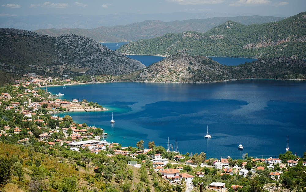 Five of Turkey's most special beach hideaways