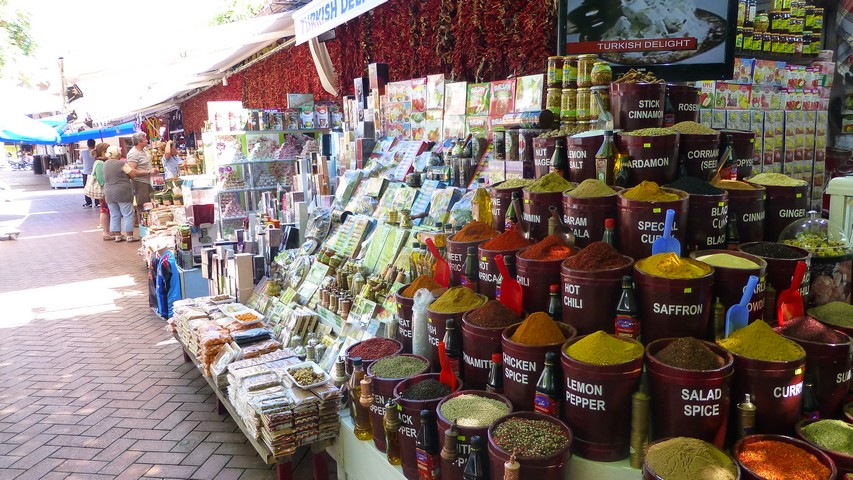spices, paspatur