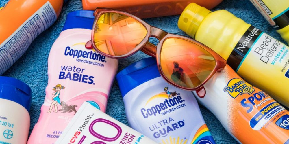 Live, laugh and don't forget the sunscreen!