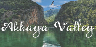 Akkaya Valley - a day you will never forget